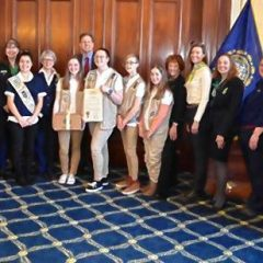 Girl Scout Cookie Weekend proclaimed