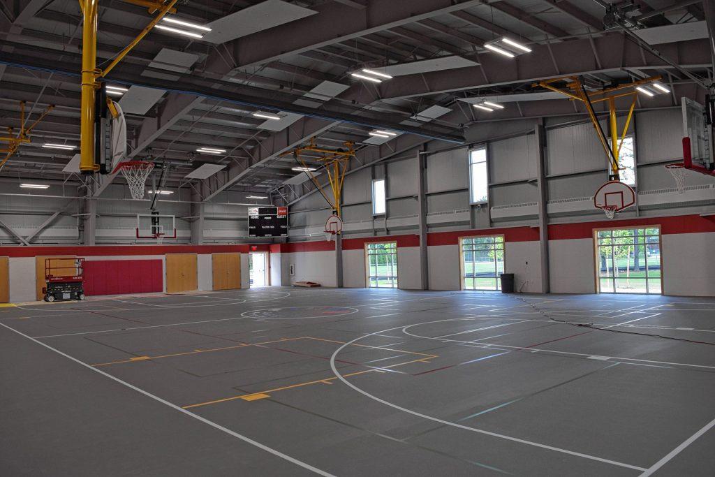 Concord Community Center gym
