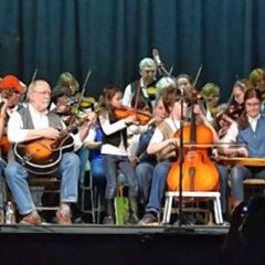 Fiddle Ensemble dates this spring