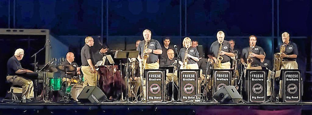 Freese Brothers  Big Band will jumpstart the 2020 Walker Lecture Series concerts.