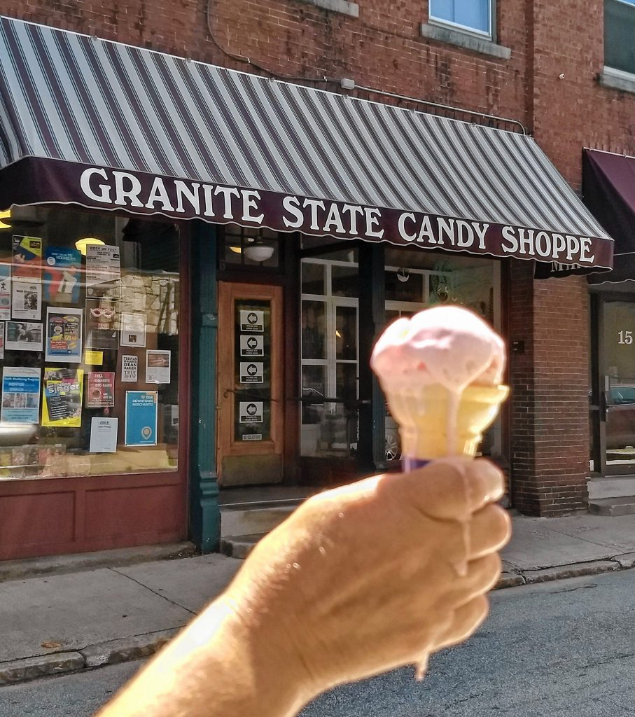 A past Insider visit to Granite State Candy.