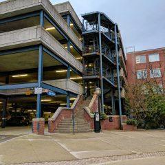 City newsletter: Parking garages get cleaned-up
