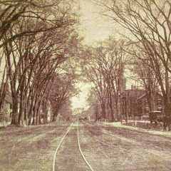 Looking back: A trip down North Main