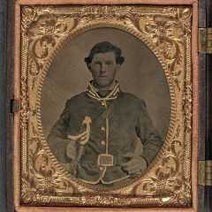 Did N.H. soldier acquire Confederate gold?