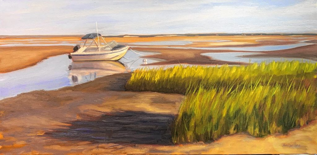 """""""Glorious Morning"""", a painting by Marianne Stillwagon"""
