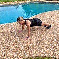 Making good health simple: Perfect your push ups