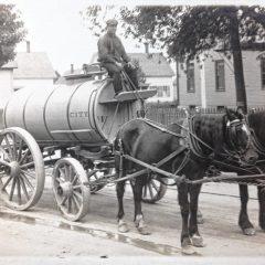 Looking back: Concord's street sprinkler