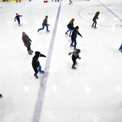 Everett Arena to reopen next weekend; ice rink to return in September