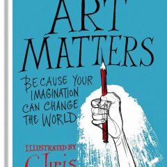 Book of the Week: Renown writer celebrates art
