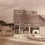 Looking back: Concord Lumber Company