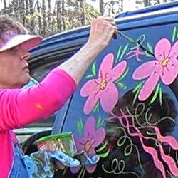 People are encouraged to decorate their cars for the Drive-in event.