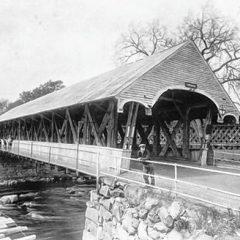 Poem: Covered Bridge