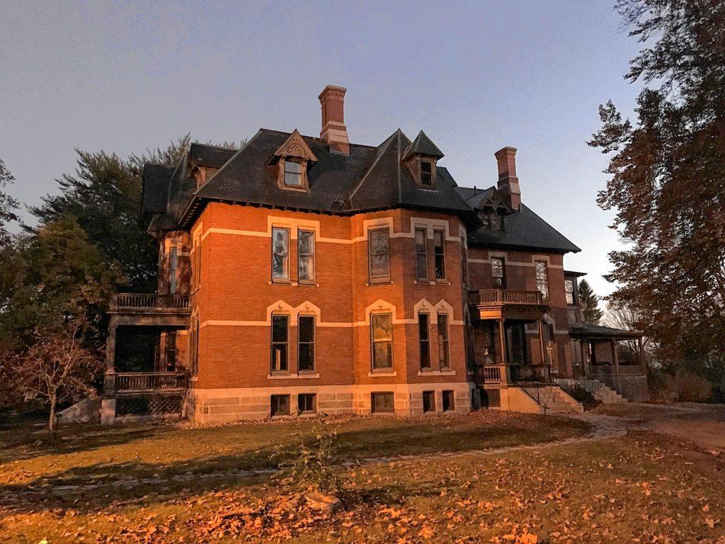 The Kimball Jenkins Mansion