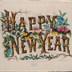 Poem: The New Year