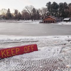 City newsletter: Ponds have thawed for now