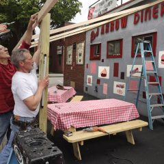 Outdoor dining returns to Concord