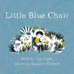 Book: Little Blue Chair is delightful