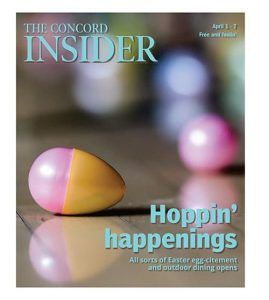 The Concord Insider E-Edition for 04/01/21