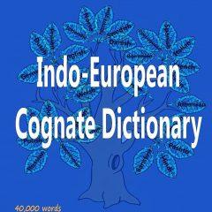 Book: Indo-European Cognate Dictionary