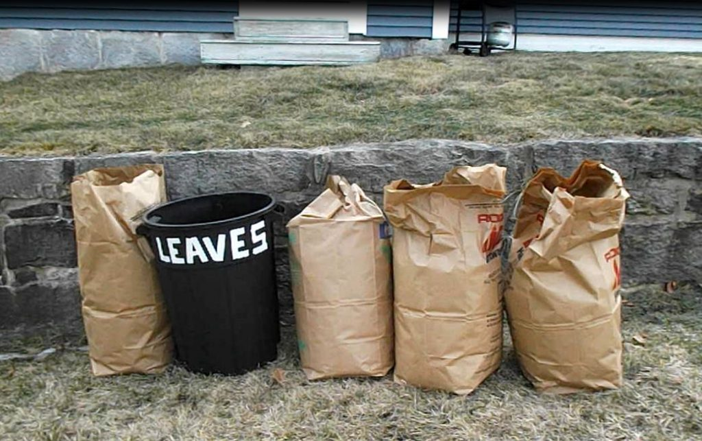 Spring leaf collections begins April 26 in Concord.