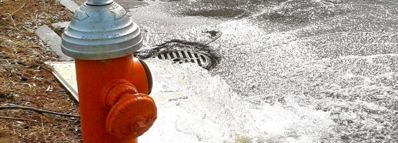 City newsletter: Hydrant flushing could mean low pressure