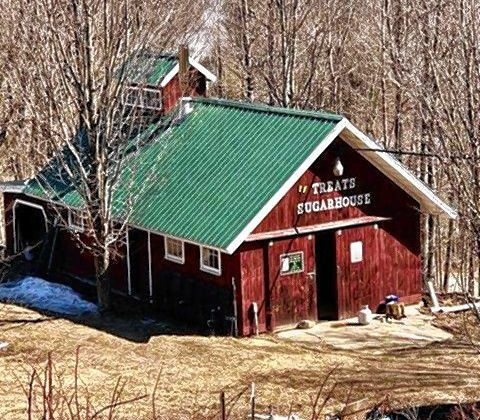 Readers share their sugarhouse adventures