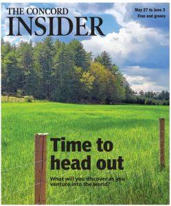 The Concord Insider E-Edition for 05/27/21