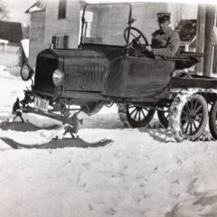 Looking Back: U.S. Mail Truck