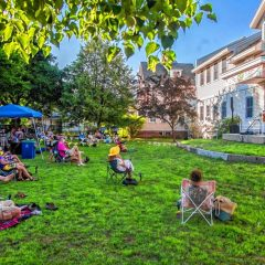 A look at live outdoor music this summer