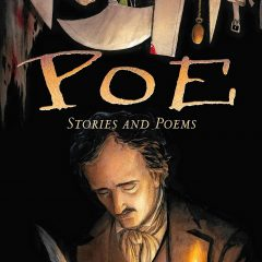 Book: Poe: Stories and Poems: A Graphic Novel Adaptation