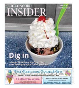 The Concord Insider E-Edition for 07/15/21
