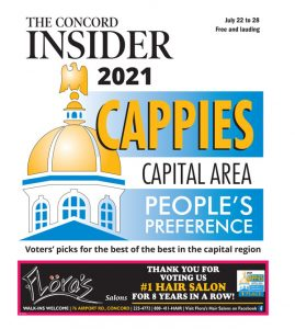 The Concord Insider E-Edition for 07/22/21