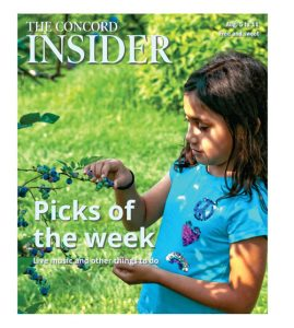 The Concord Insider E-Edition for 08/05/21