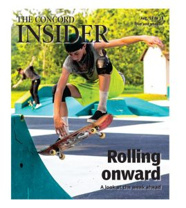 The Concord Insider E-Edition for 08/12/21