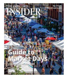 The Concord Insider E-Edition for 08/19/21
