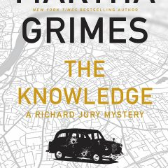 Book: The Knowledge: A Richard Jury Mystery