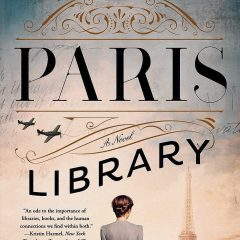 Book: The Paris Library