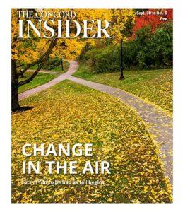 The Concord Insider E-Edition for 09/30/21