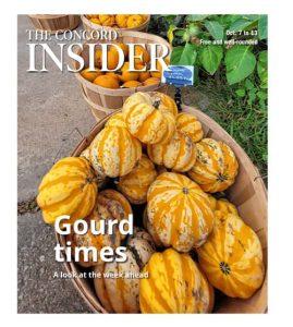 The Concord Insider E-Edition for 10/07/21